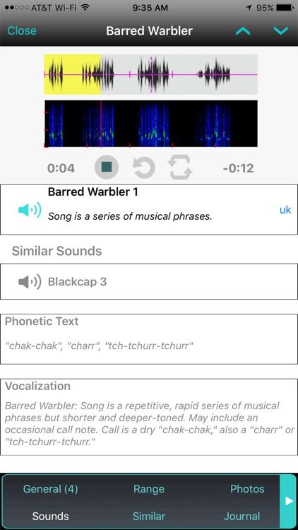 iBird UK & Ireland Lite screenshot-4