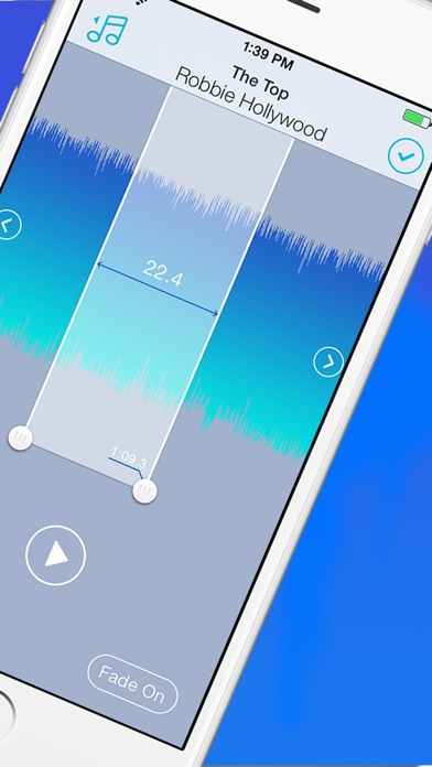 Ringtone Designer Pro - Create Unlimited Ringtones, Text Tones, Email Alerts, and More Screenshot 3
