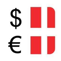 Min valutaomregner