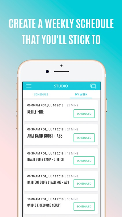 Studio Tone It Up: Workouts screenshot-3