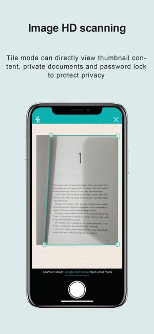 pdf scanner – Wordscanner pro Screenshot