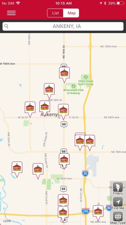 Casey's General Stores screenshot-2