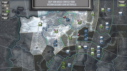 Screenshot #6 for Battle of the Bulge