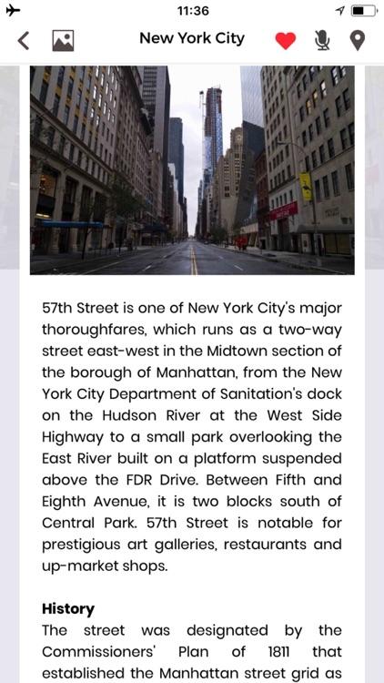 New York City Travel Guide screenshot-3