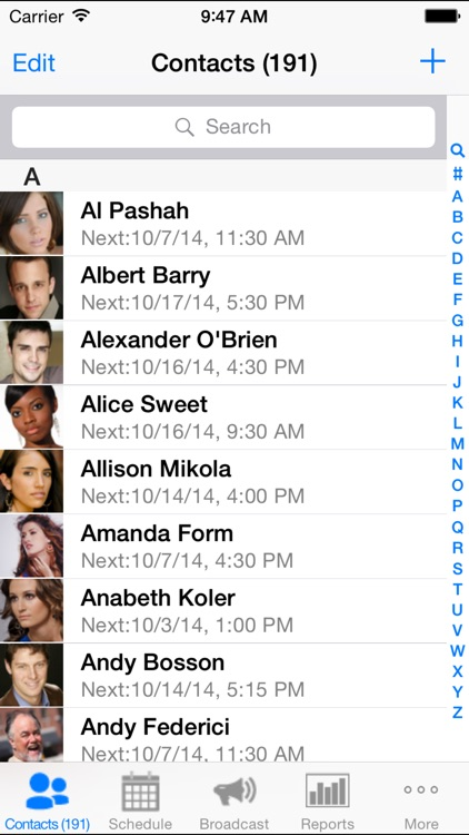 MyChair Salon Book Clients Appointments Manager screenshot-0