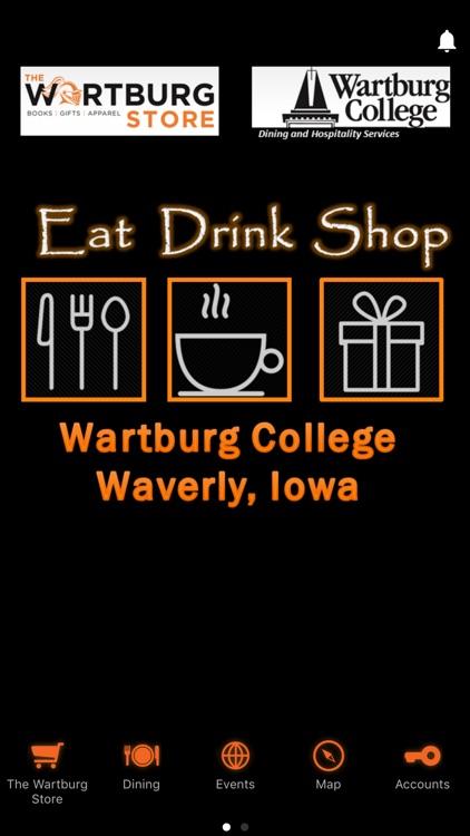 Wartburg College Campus Map.Wartburg College By 2by2marketing