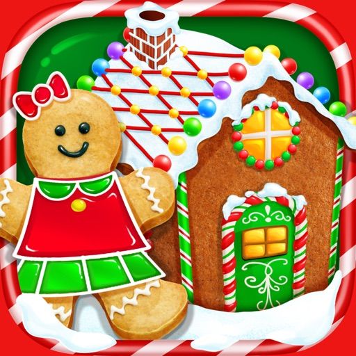 Christmas Cookies Party iOS App