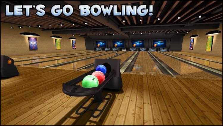 Galaxy Bowling HD screenshot-0