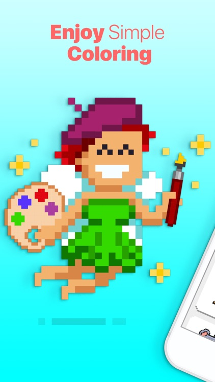 Pixy - Color by Number