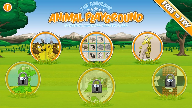 Fabulous Animal Playground 6+