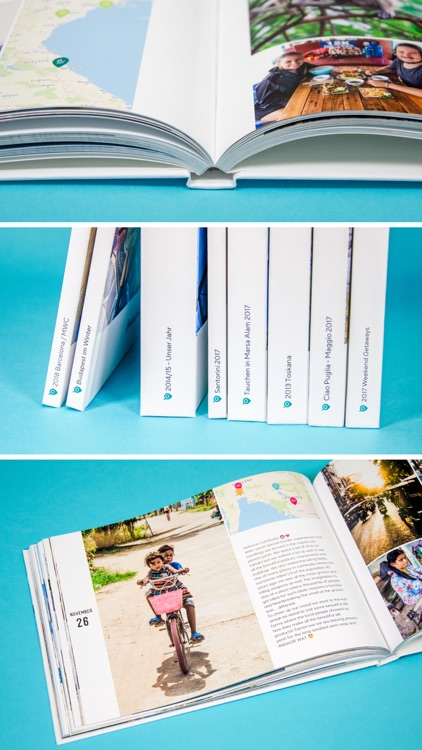 Journi Print: photo book