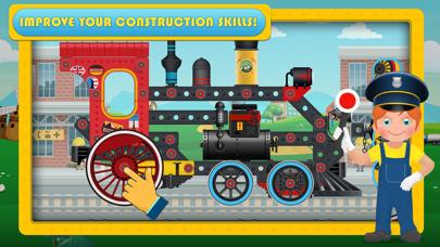 Train Simulator & Maker Game screenshot 6