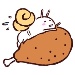 Bob the Lazy Snail Stickers