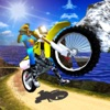 オフロードバイク - ダートドラッグレース