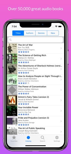 best audiobook app for seniors