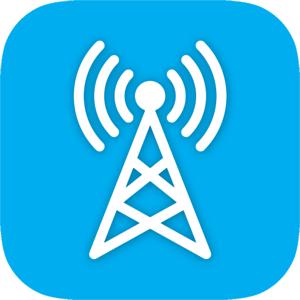 Cellular Network Signal Finder app