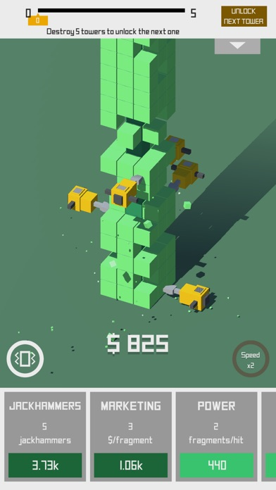 Jackhammer Tower Screenshot 1