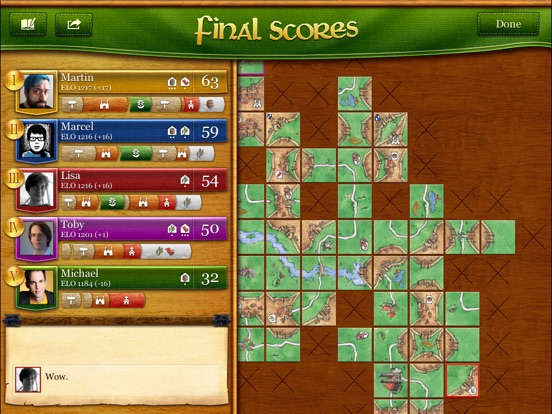 Screenshot #5 for Carcassonne