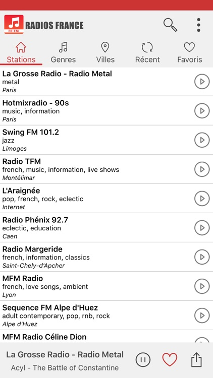 Radio En Direct France By Srdjan Petrovic