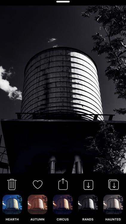 Obscura Camera screenshot-4