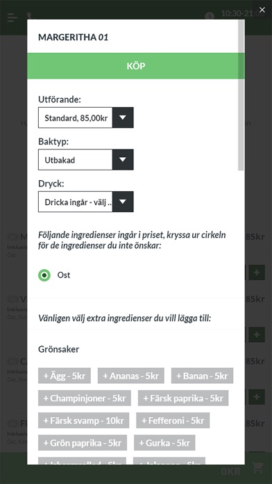 Matkällan Screenshot