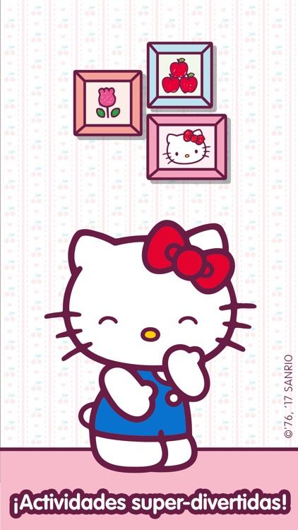 Hello Kitty – Actividades