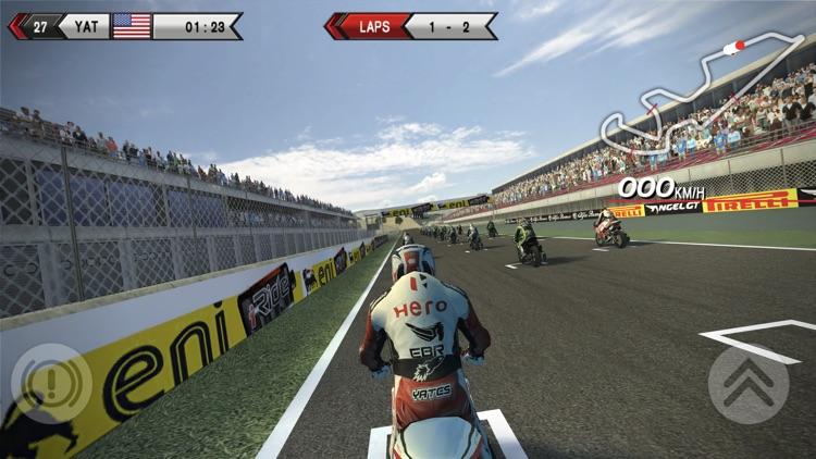 SBK14 Official Mobile Game screenshot-4