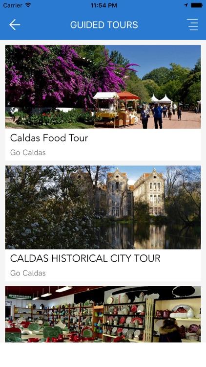 Caldas da Rainha - City Guide screenshot-4