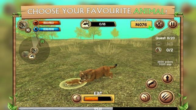 Wild Animal Simulators on the App Store