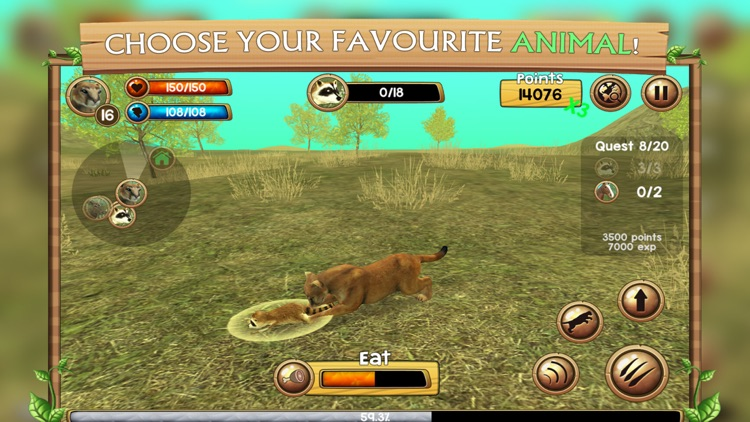Wild Animal Simulators screenshot-3