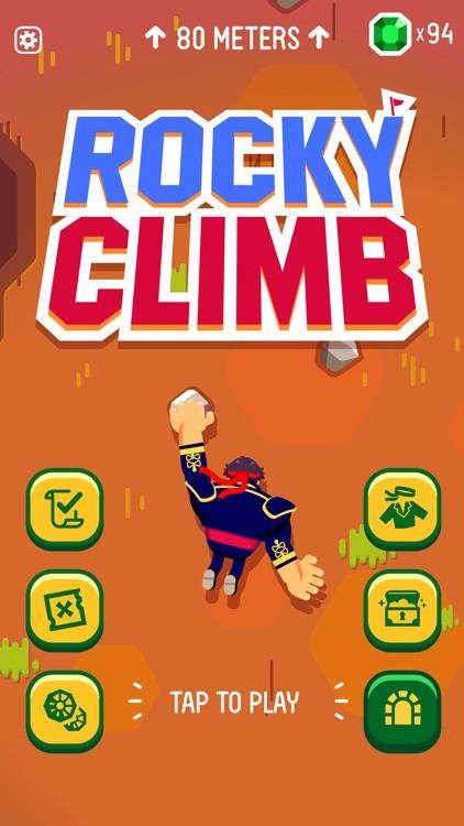 Rocky Climb! screenshot-0