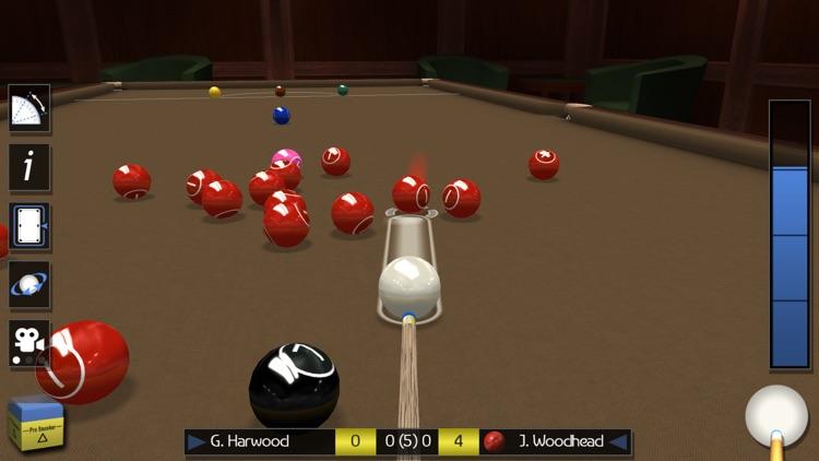 Pro Snooker 2018