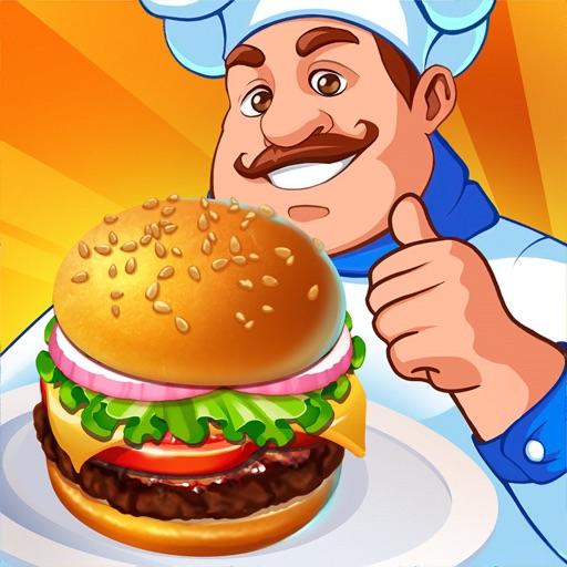 疯狂大厨app icon图
