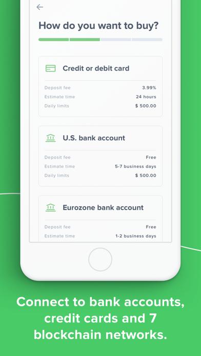 Uphold: Buy Digital Currencies screenshot four