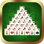 Pyramid Solitaire Go