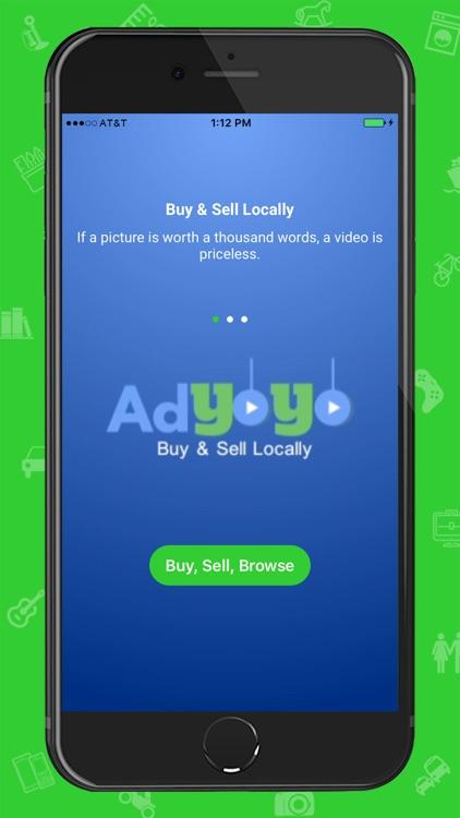 AdYoYo - Buy & Sell Locally