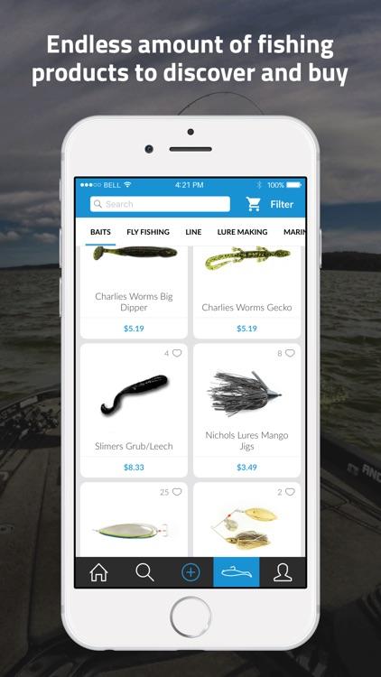 NPS - Fishing App