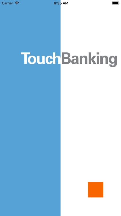 TouchBanking screenshot-0