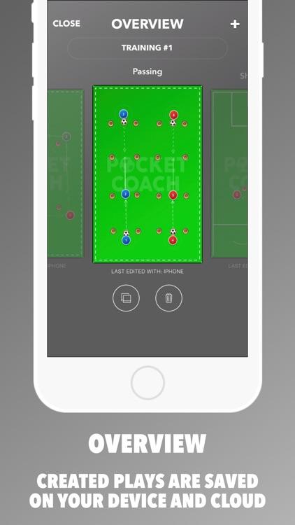 Pocket Coach for Soccer screenshot-3