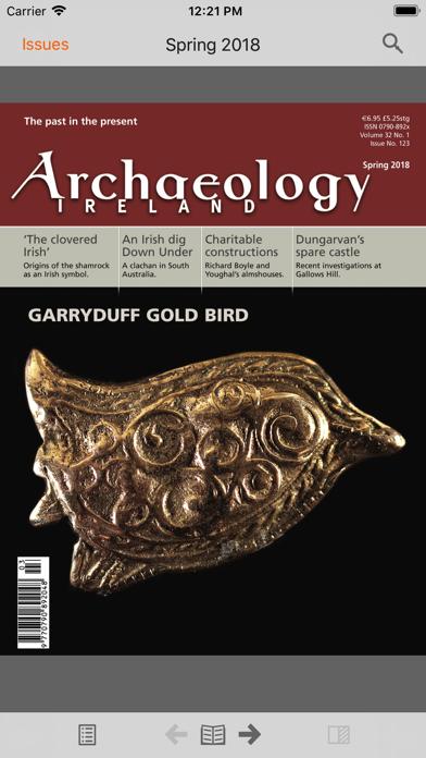 Archaeology Ireland screenshot 3