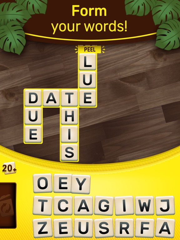 Bananagrams: The Official Game screenshot 6