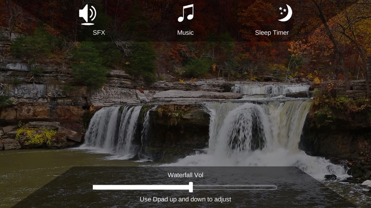 Waterfall and Stream HD screenshot-4