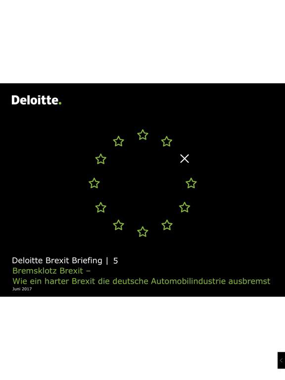 iPad Image of Deloitte Publikationen