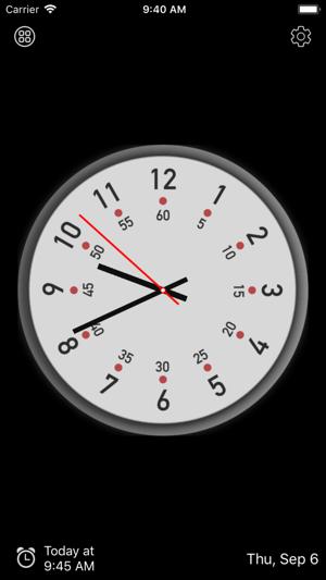 Clock Face - Analog clocks on the App Store