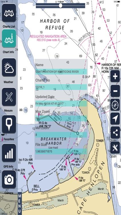 Delaware Raster Maps screenshot-3