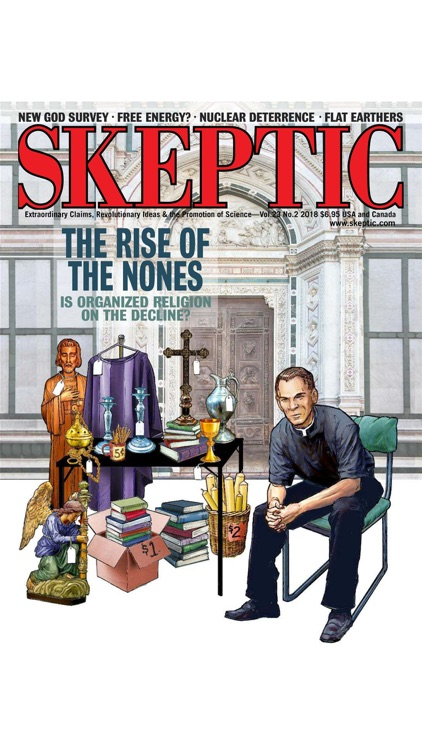 Skeptic Magazine screenshot-0