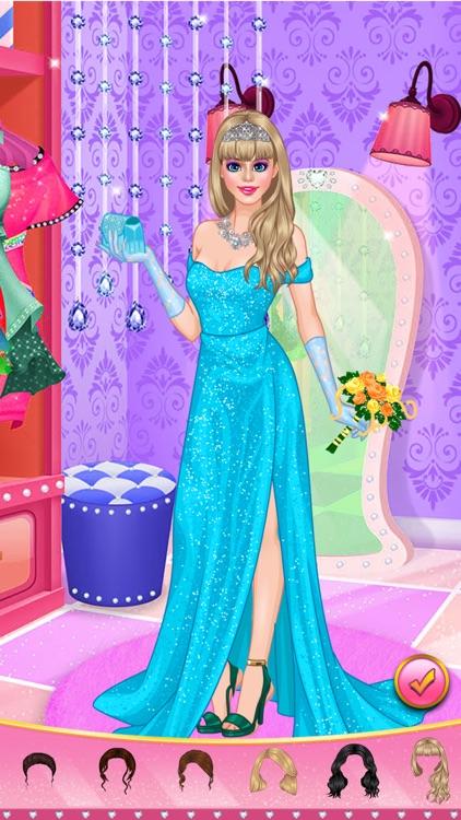 Royal Princess Dress Up Party screenshot-3