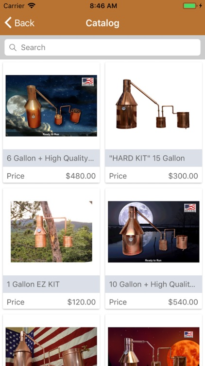 Moonshine Stills App screenshot-4