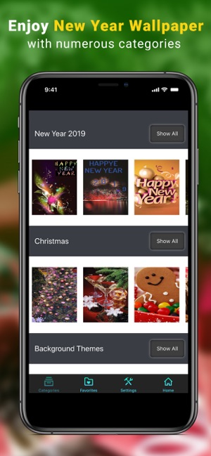 Happy New Year Wallpapers 2019 On The App Store