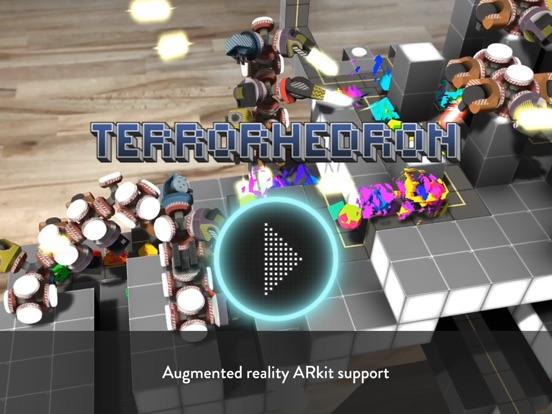 Terrorhedron screenshot 6